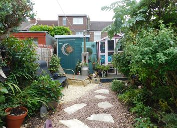 Thumbnail 3 bed terraced house for sale in Velder Avenue, Southsea