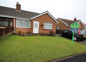 Thumbnail 3 bed bungalow for sale in Westmeade Road, Worsley, Manchester