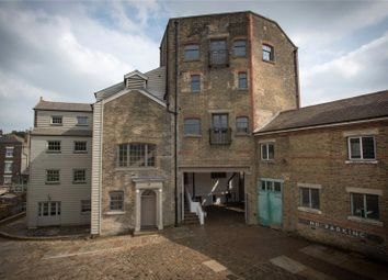 Thumbnail 3 bed flat for sale in Woodhams Brewery, The Terrace, 19 Victoria Street, Rochester