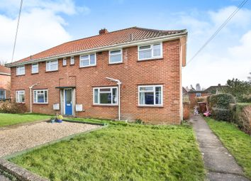 Thumbnail 2 bed flat for sale in Queensway, Wymondham