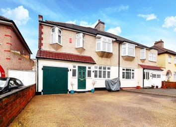 Thumbnail 3 bed semi-detached house for sale in Stapleton Road, Bexleyheath, Kent