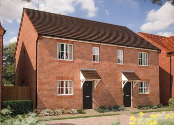 "Thumbnail 3 bed semi-detached house for sale in ""The Southwold"" at Holden Close, Biddenham, Bedford"