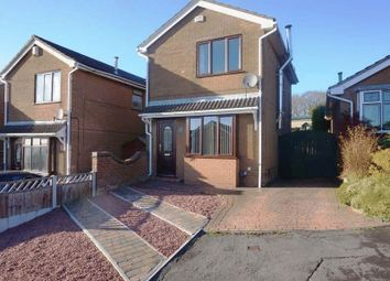 Thumbnail 3 bed detached house for sale in Rowanburn Close, Adderley Green, Stoke-On-Trent