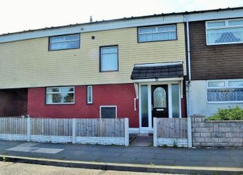 Thumbnail 4 bedroom terraced house for sale in Harrops Croft, Bootle