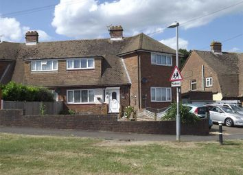 Thumbnail 3 bed semi-detached house for sale in Blackman Avenue, St Leonards-On-Sea, East Sussex