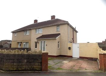 Thumbnail 3 bed semi-detached house for sale in Marine Drive, Sandfields Estate, Port Talbot, Neath Port Talbot.
