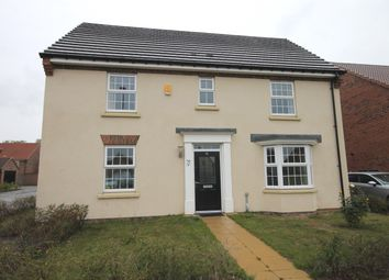 Thumbnail 4 bed detached house for sale in All Saints Lane, Northallerton