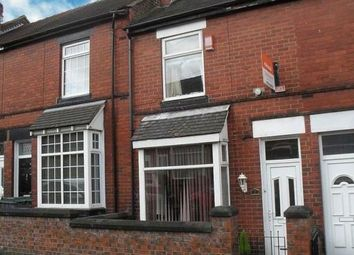Thumbnail 2 bedroom terraced house to rent in Tellwright Street, Burslem