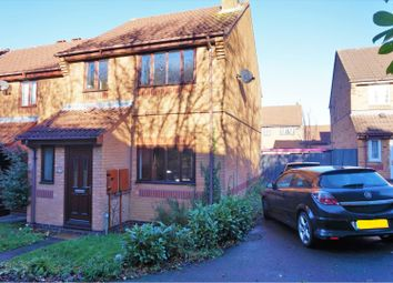 Thumbnail 3 bed semi-detached house for sale in Althorp Close, Aylestone, Leicester