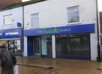 Thumbnail Retail premises to let in Portland Square, Sutton In Ashfield, Nottinghamshire
