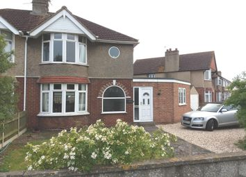 Thumbnail 4 bedroom property to rent in Bessemer Road East, Swindon