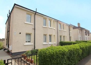 Thumbnail 2 bedroom flat for sale in Crags Avenue, Paisley, Renfrewshire