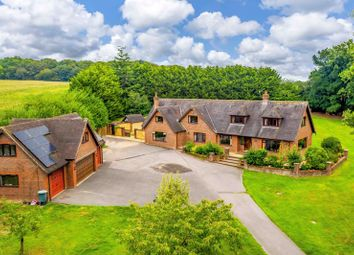 Thumbnail 5 bed detached house for sale in Bunny Lane, Sherfield English, Romsey