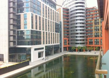 Thumbnail 1 bed flat to rent in Westcliffe Apartments, 1 South Wharf Road, Paddington, London