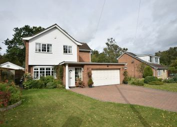 Thumbnail 4 bed detached house for sale in Farrington Crescent, Forest Park, Lincoln