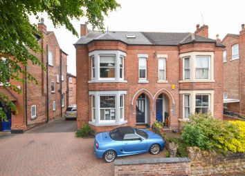 Thumbnail 5 bed semi-detached house for sale in Henry Road, West Bridgford, Nottingham
