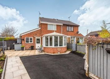 Thumbnail 3 bed semi-detached house for sale in The Romans, Mountsorrel