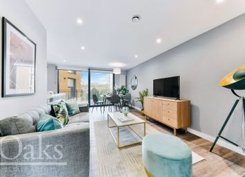 Thumbnail 2 bed flat for sale in Admiral Court, Croydon, Surrey