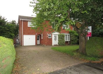 Thumbnail 4 bed detached house for sale in St Johns Close, Leasingham, Sleaford