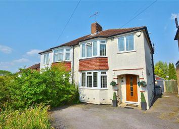 Thumbnail 3 bed semi-detached house for sale in Little Bushey Lane, Bushey, Hertfordshire