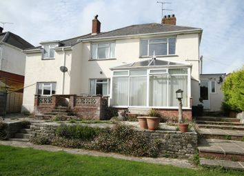 Thumbnail 3 bed detached house for sale in Rabling Road, Swanage