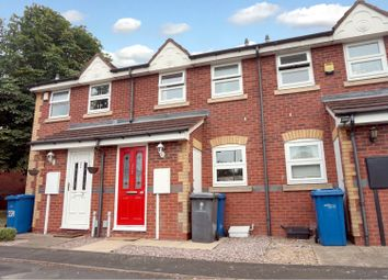 Thumbnail 2 bed terraced house for sale in Kettlebrook Road, Tamworth