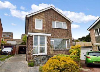Thumbnail 3 bed detached house for sale in Sherborne Close, Plymouth, Devon