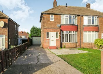 Thumbnail 3 bedroom semi-detached house for sale in Lathe Road, Whiston, Rotherham