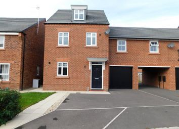 Thumbnail 3 bed semi-detached house to rent in Buttonbush Drive, Stapeley, Nantwich