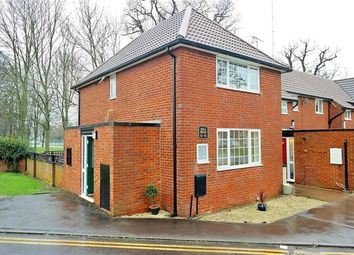 Thumbnail 2 bed end terrace house for sale in Hill Road, Arborfield, Reading
