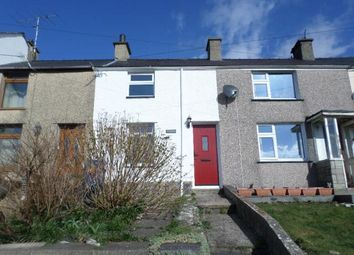 Thumbnail 2 bed terraced house to rent in 54, Hyfrydle Road, Talysarn