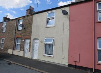 Thumbnail 2 bed terraced house for sale in Queen Street, Sutton Bridge, Spalding