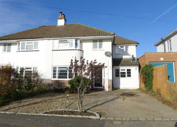 Thumbnail 4 bed semi-detached house for sale in Hilden Avenue, Hildenborough, Tonbridge