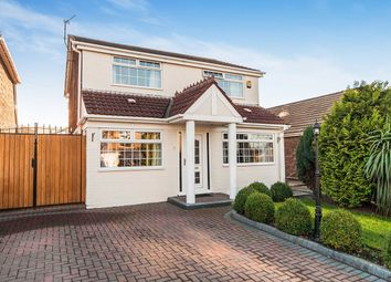 Thumbnail 4 bed detached house for sale in Churchill Road, Eston, Middlesbrough