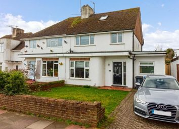 Thumbnail 4 bed property for sale in Bramber Road, Broadwater, Worthing