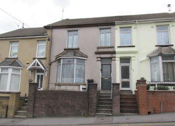 Thumbnail 3 bed terraced house for sale in Newton Terrace, Twynyrodyn, Merthyr Tydfil