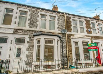 Thumbnail 2 bed terraced house for sale in Railway Street, Splott, Cardiff
