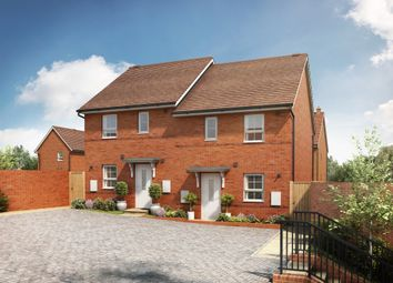 Thumbnail 3 bed semi-detached house for sale in Tingewick Road, Buckingham