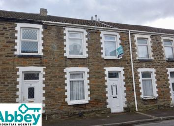 Thumbnail 3 bed terraced house for sale in Creswell Road, Neath