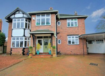 Thumbnail 4 bedroom detached house for sale in Walleys Drive, Newcastle-Under-Lyme