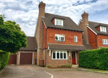 4 bed detached house for sale in Wessex Walk, Dartford DA2