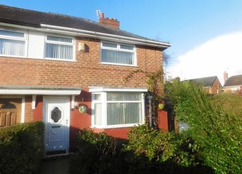 Thumbnail 3 bedroom semi-detached house for sale in Norwell Road, Sharston, Manchester