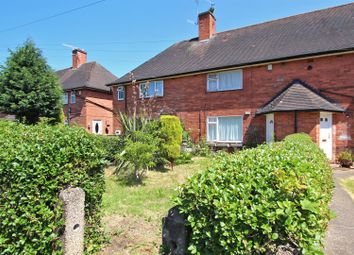 Thumbnail 2 bed terraced house for sale in Byford Close, Mapperley, Nottingham