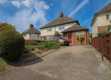 Thumbnail 3 bed semi-detached house for sale in Station Road, Ivinghoe, Leighton Buzzard
