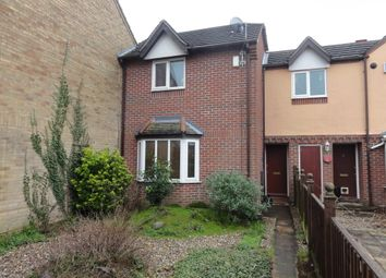Thumbnail 2 bed terraced house for sale in Blackbourne Road, Elmswell, Bury St. Edmunds