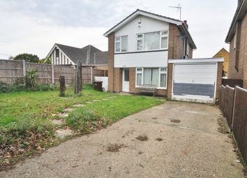 Thumbnail 4 bed detached house for sale in Kiln Road, Hadleigh, Benfleet