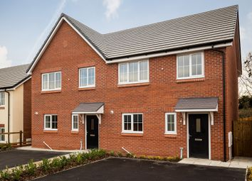 Thumbnail 3 bed semi-detached house for sale in Off Mill Lane, Kirkby