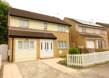 Thumbnail 4 bed detached house to rent in Arlott Crescent, Oldbrook, Milton Keynes