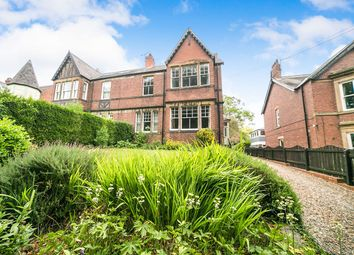 Thumbnail 4 bed semi-detached house for sale in Grange Road, Ryton