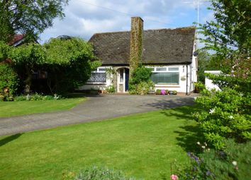 Thumbnail 2 bed detached bungalow for sale in Mill Lane, Wheelock, Sandbach